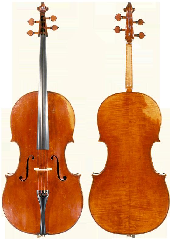 Cello | Matteo Gofriller, Venice, 1715