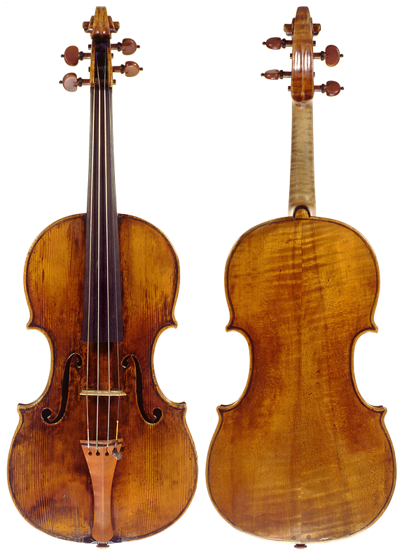 Violin   Guarneri School, Cremona, c. 1740
