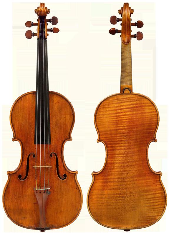 "Violin | Antonio Stradivari, Cremona, 1683, ""Cobbett"""