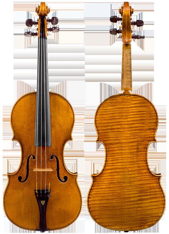 S4093-1vn Guarneri-Pietro-I c1710 DaPrato
