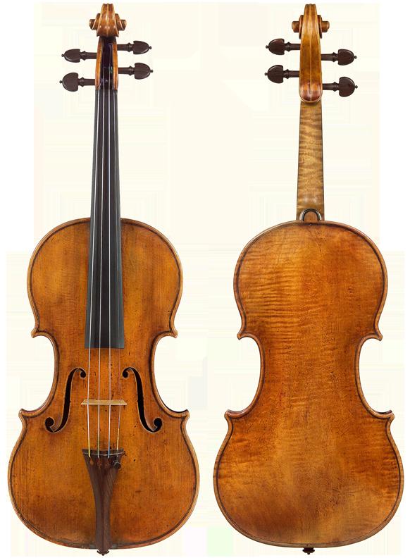 "Violin | Antonio Stradivari, Cremona, 1699, ""Lady Tennant"""